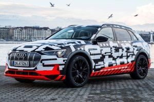 De Audi E-Tron – De eerste elektrische Audi – Nú te reserveren!