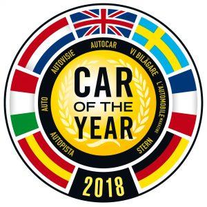 De Volvo XC40 is de auto van het jaar 2018.