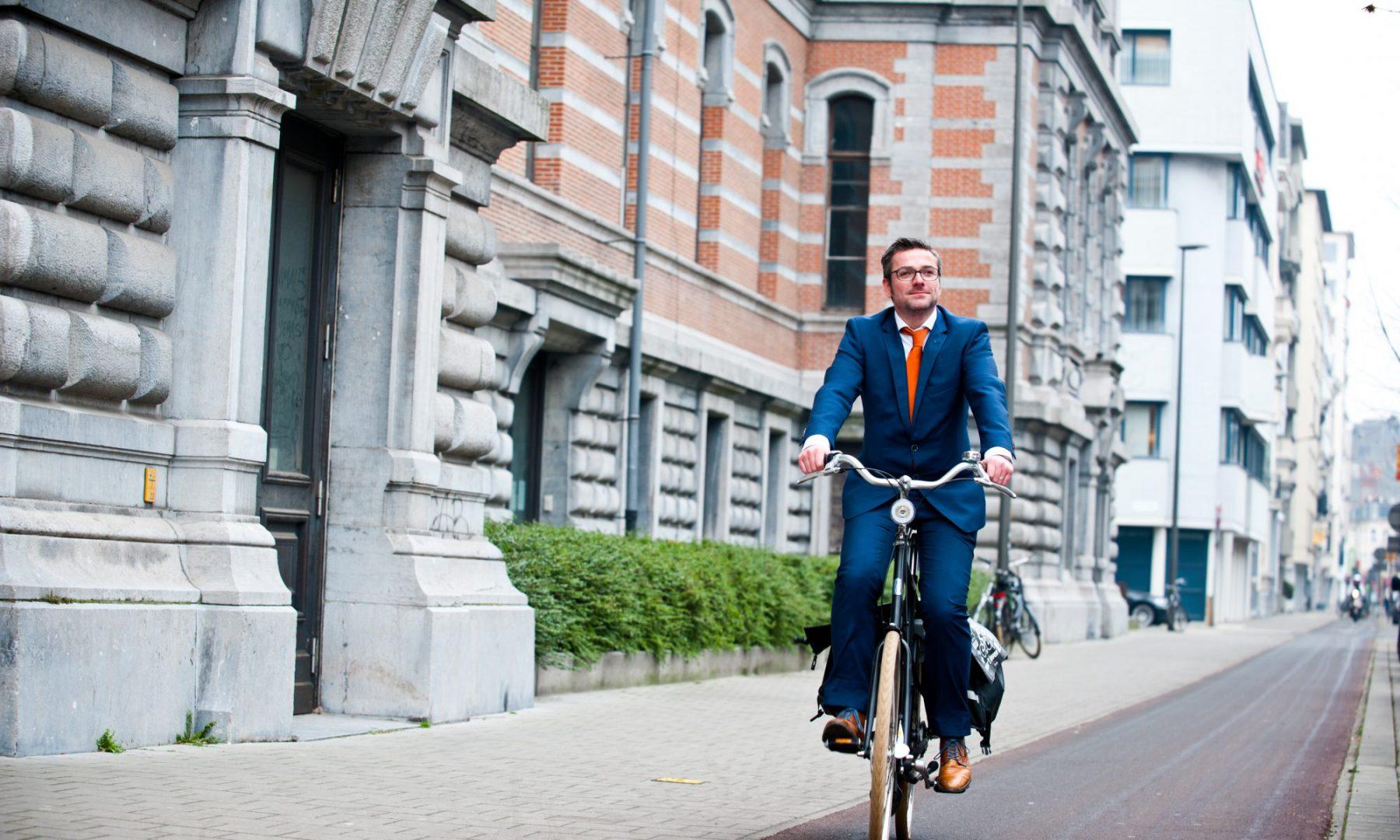 E-bike leasen werkgever