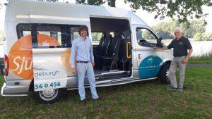Elektrische bussen voor Stichting Waardeburgh